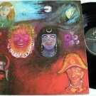 KING CRIMSON In The Wake Of Poseidon LP RARE Audiophile Half-Speed Editions EG