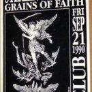 STEALIN' HORSES '90 Cannibal Club POSTER Bob Schneider Austin Texas