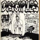 SIN CITY DISCIPLES Cannibal Club '91 gig POSTER Tenderloin Austin Texas