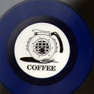 "Aquanaut Drinks Coffee Riley's Symphony 7"" RARE Blue Wax punk Jimmy Eat World"
