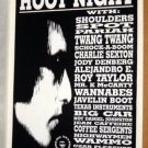 BOB DYLAN Hoot Night Cannibal Club'90 POSTER Daniel Johnston JOE ROCKHEAD Pariah