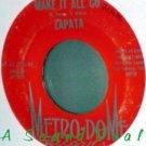 """ZAPATA Make It All Go 7"""" 45 RARE Latin soul Texas funk garage HEAR"""