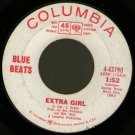 "Blue Beats Extra Girl 7"" garage promo"