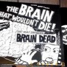 BRAIN DEAD Brain that Wouldn't Die LP Rare Kentucky '87 Hardcore indie punk HEAR