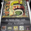 NEVILLE BROTHERS hard to find original '96 MITAKUYE OYASIN promo POSTER Africa