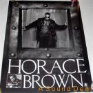 HORACE BROWN Taste Your Love POSTER smooth '96 Motown hip hop URBAN rap EX hear