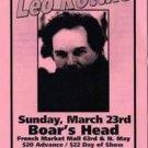 LEO KOTTKE Boar's Head Pub Handbill RARE mini-poster acoustic guitar folk SSW