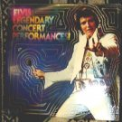 ELVIS PRESLEY Legendary Concert Performances 2LP SEALED '78 RARE classic sun