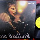 JIM STAFFORD Live at the Elbow Room LP RARE 1971 AUTOGRAPHED! custom private