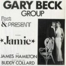Gary Beck Group ft Jamie Past & Present LP Scarce SEALED Texas lounge funky