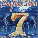 Con Funk Shun 7 LP lot Electric Candy Fever Max Spirit Loveshine