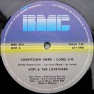 "KOFI & the LOVE TONES Countdown boogie 12"" HI NRG DISCO hear"
