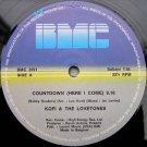 "KOFI & the LOVE TONES Countdown boogie 12"" HI NRG DISCO hear"