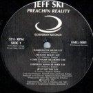 JEFF SKI Preachin' Reality LP SEALED random rap RARE gangster HEAR g-funk rap