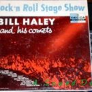 BILL HALEY & His Comets Rock'n'Roll Stage Show LP HEAR 1956 mono