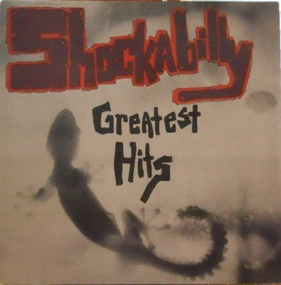 "Shockabilly Greatest Hits 12"" LP Eugene Chadbourne"