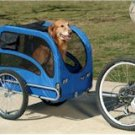 Track'r™ Large Bicycle Pet Trailer