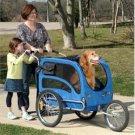 Track'r™ Large Bicycle Pet Stroller/Trailer KIT