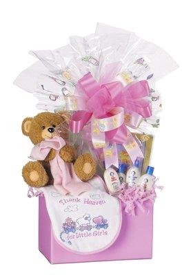 Large Baby Girl Gift Box