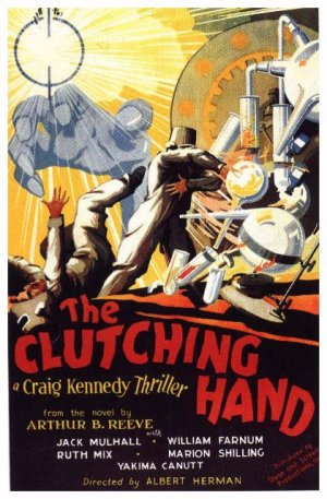 THE CLUTCHING HAND, 1936