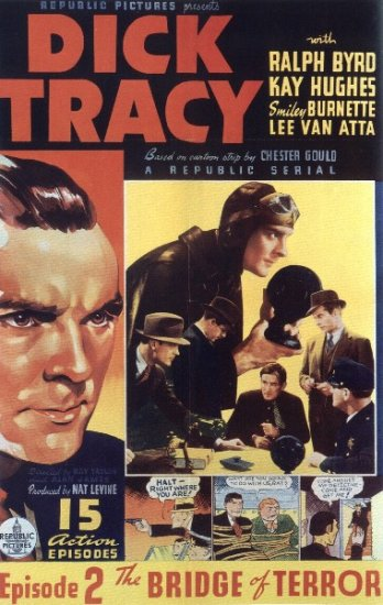 DICK TRACY, 1937