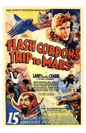FLASH GORDON'S TRIP TO MARS, 1938