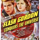 FLASH GORDON CONQUERS THE UNIVERSE, 1940