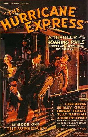 THE HURRICANE EXPRESS, 1932