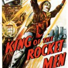 KING OF THE ROCKETMEN, 1949