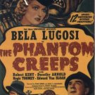 THE PHANTOM CREEPS, 1939