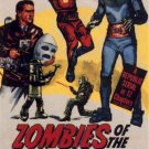 ZOMBIES OF THE STRATOSPHERE, 1952