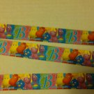 5 yrds Backyardigans character printed ribbon