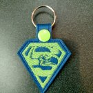 Super seahawks key fob design