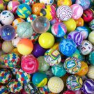 "50 New Party Favors Super Hi Bounce High Bouncy Balls 1"" Bouncing Superballs"