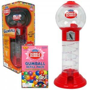 "10.5"" Gumball Dubble Bubble Spiral Machine Gum Balls"