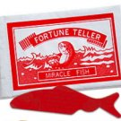 12 Fortune Fish Teller Miracle Party Favor  New Gift  Hot Vending