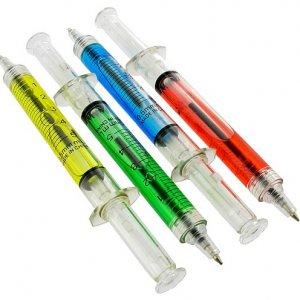 12 Syringe Pens Doctor Bulk  Nurse Pen  Unique Gifts Medical Dental Wholesale