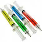 60 Syringe Pens Doctor Nurse Pen Bulk Hospital Black Ink Unique Gifts Medical Dental Wholesale