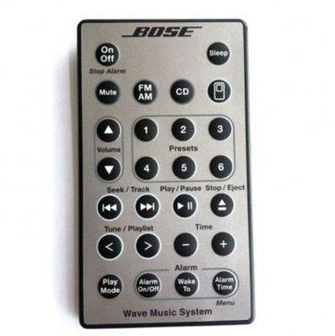 Bose Remote Control Wave Music System AWRCC1 AWRCC2 Radio CD Battery