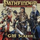 Pathfinder Game Master's Screen