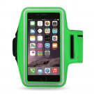 Reiko Sport Armband For Universal 5.5 Inch Devices Green