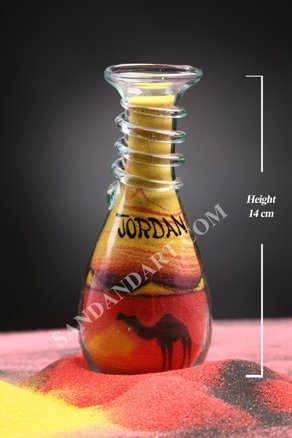 Sand Art Bottles -Small  3
