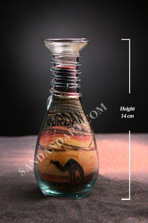 Sand Art Bottles -Small  4