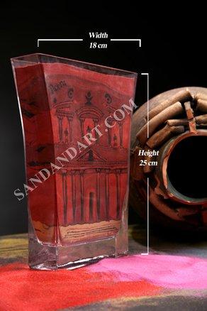 Sand Art Bottles -Large  3