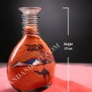 Sand Art Bottles -Small Wide  1