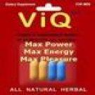 ViQ Herbal sex pill Blister pack capsule Male sex enhancement OEM service private label