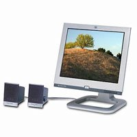 Hp Pavilion F1503 15 Lcd Flat Panel Display With Dual Hinges