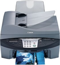 Canon MultiPASS MP730 All-In-One Inkjet Printer, Print Copy Scan - REFURBISHED