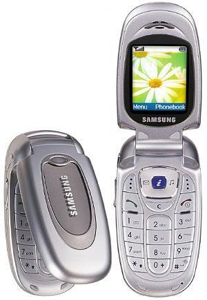 SAMSUNG X480 Cell Phone  (MegaG)