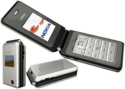 Nokia 6170 Triband GSM Cellular Mobile Phone (Unlocked)